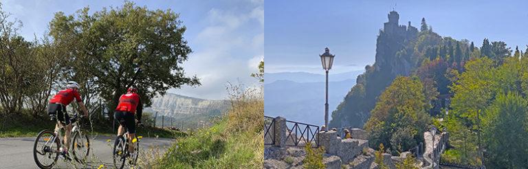 Giro d'Italia oktober 2020