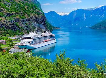 Norgesferie - Aurlandsdalen