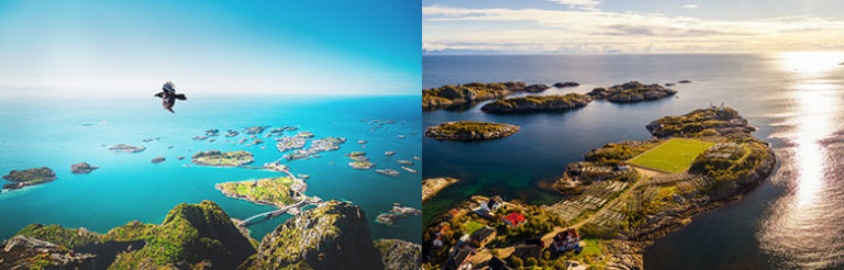 Norge - Lofoten - Skårungen