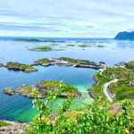 Cykleeventyr i Nord-Norge