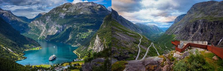 Tour de Trollstigen, Norway